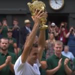 Devinette : 8e sacre, 3e place mondiale, 1h41, tu me réponds Federer à Wimbledon ?