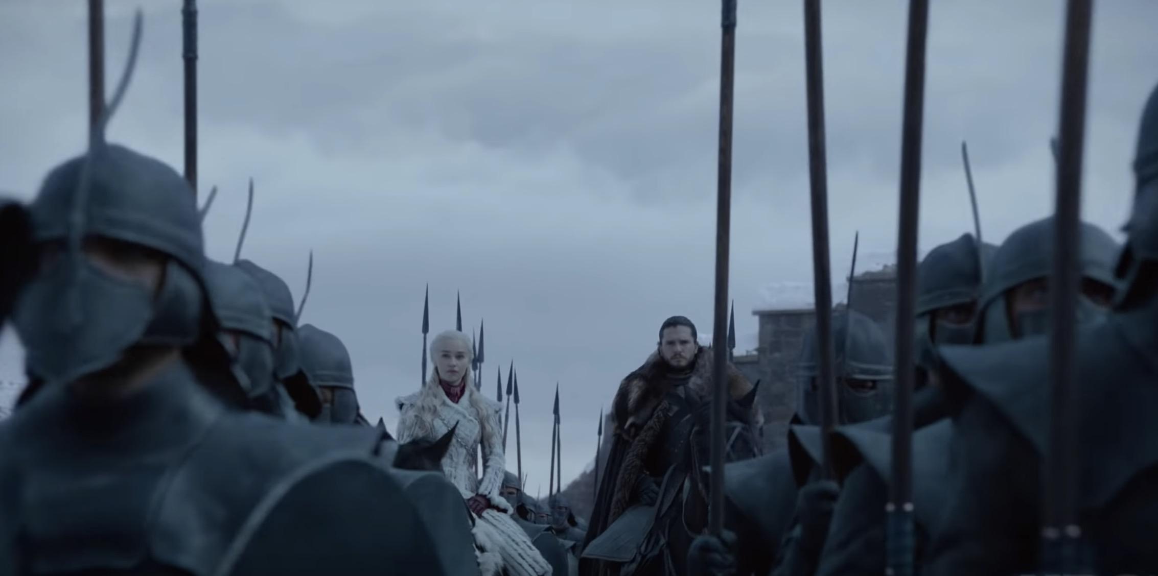 Saison 8 de Game of Thrones