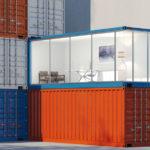Abri en kit modulaire pour chantier de construction : 2 avantages pratiques