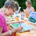 Les animations ludiques idéales en maison de retraite