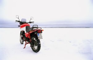 Conseils pour rouler en moto en hiver