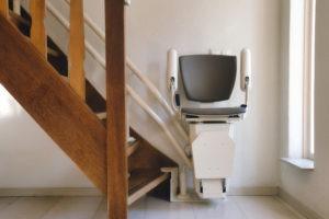 monte escalier québec